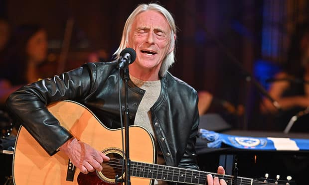 Paul Weller, Jules Buckley & BBC Symphony Orchestra, Barbican, live music review