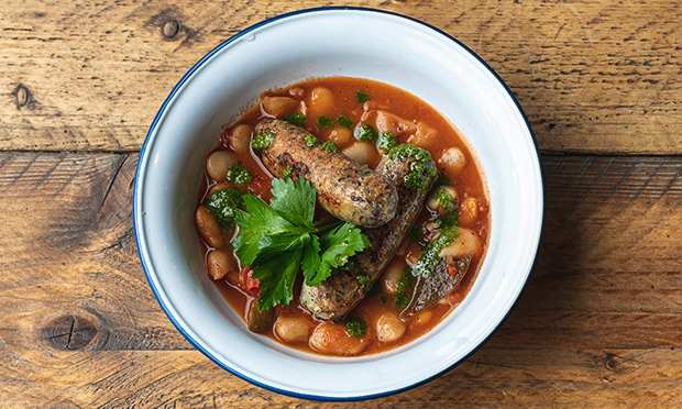 The Flying Frenchman, Newington Green, food review