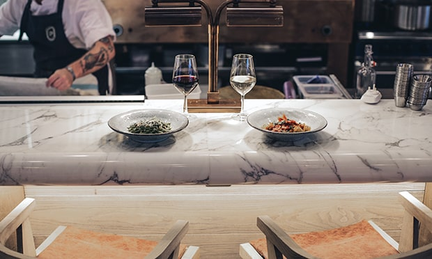 Passo, Shoreditch, food review