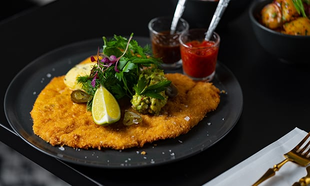 Schnitzel Forever, Stoke Newington, food review